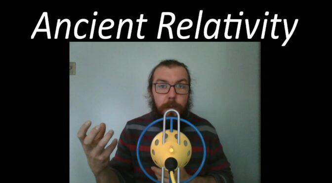 Ancient Relativity: Plato, Aristotle, Stoics, and Sceptics